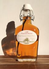 Pure Vermont Maple Syrup Infused W/ Real Vanilla Bean So Delicious!!!!