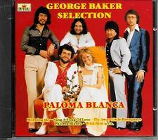GEORGE BAKER SELECTION - Paloma Blanca CD Album 12TR (EMI) 1987 RARE!