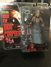 "House of 1000 Corpses ""Dr. Satan"" NECA Series 1 Action Figure Rob Zombie Film"