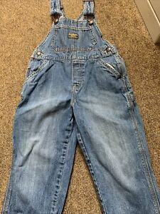 osh kosh dungarees Aged 4T Years In VGC