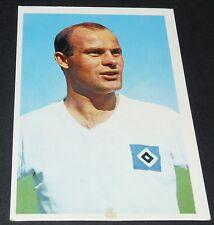 GIESEMANN HAMBOURG HAMBURG HSV FUSSBALL 1966 1967 FOOTBALL BUNDESLIGA PANINI