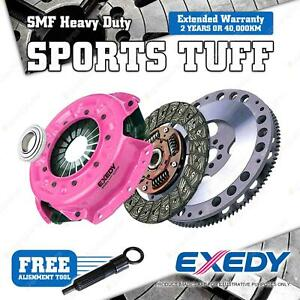 Exedy Sports Tuff SMF Heavy Duty Clutch Kit for Mazda MX5 NA NA6C 2 Door