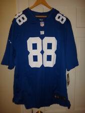 Hakeem Nicks Nike New York Giants NFL Men s Game Jersey XL e057e66d3