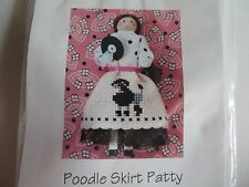 10% Off The Needle's Notion Counted X-stitch Doll Kit - Poodle Skirt Patty