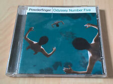 POWDERFINGER - ODYSSEY NUMBER FIVE - CD (EX. cond.)