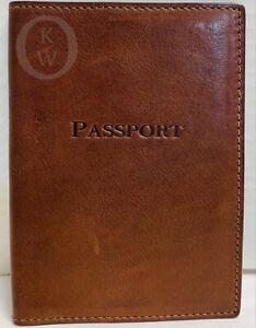 *Dooney & Bourke*Leather*Passport Holder*21091E S165