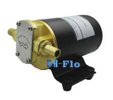 DC12V/24V 14LPM(3.68GPM) Reversible Gear Oil Marine Pump Electric Oil Pump