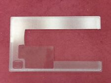 """Horn Cabinet Acrylic Singer 1507 Sewing Machine Insert 11-1/4""""x19"""""""