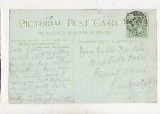 Miss Nellie Fordam Bird Bolt Hotel Regent Street Cambridge 1905 056b