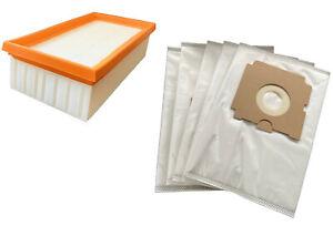 1x Filter + 5 / 10 / 15 / 20 Vliesbeutel für Festool - CT-SYS / CTL-SYS