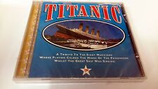 Various ‎-  Titanic A Tribute To The Eight Musicians - CD Musica Compilation