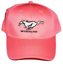 FORD MUSTANG KIDS PINK HAT. BRAND NEW AND SOLD EXCLUSIVELY HERE LICENSED BY FORD