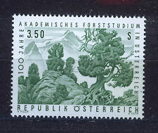 AUSTRIA 1967 MNH SC.802 Academic study of forestry