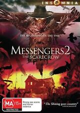 Messengers 2 - The Scarecrow (DVD, 2010)