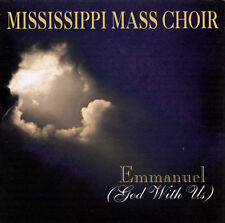 Emmanuel: God With Us by The Mississippi Mass Choir SEALED CD