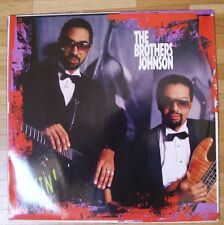 THE BROTHERS JOHNSON Kickin' LP/GER