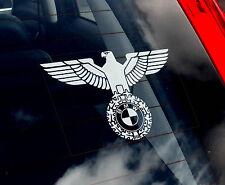BMW - Car Window Sticker - 1,3,5,6 Series M3,M5,M6,X3,X5,X6 - M-Sport Sign Art