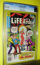 LIFE WITH ARCHIE #190 - CGC 9.6 - HUGE KEY**SINGLE HIGHEST GRADED COPY!!**