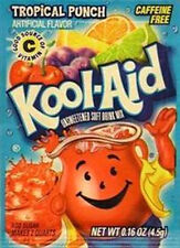 Kool-Aid Drink Mix Tropical Punch 10 Count