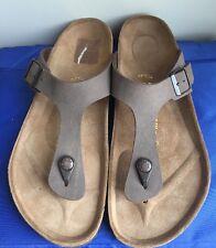 Birkenstock Women's/Men Gizeh Sandals Slides NEW!! L11-M9/42 unisex