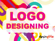 Custom Business LOGO DESIGNING 100% Quality & Satisfaction Guaranteed