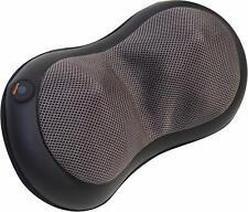 Relaxzen Shiatsu 3D Massage Pillow with Heat for Neck