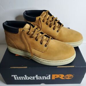 Timberland PRO Men's Disruptor Chukka Alloy Safety Toe Work Shoes - Size 12