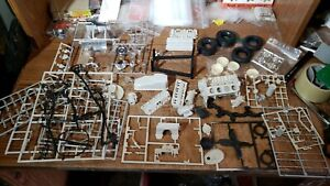 Monogram Revell Large Scale 1:8 1:12 PARTS LOT GM Chevy V-8 tires wheels more