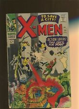 X-Men 23 GD+ 2.5 * 1 Book Lot * To Save a City by Roy Thomas & Werner Roth!