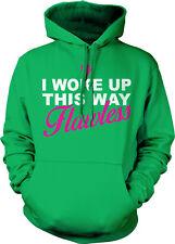 I Woke Up This Way Flawless Pink Diamond Song Lyrics Beauty Am Hoodie Sweatshirt