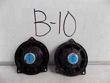 06-13 BMW E90 E91 E92 E93 328i 335i Front Under Dash Speaker Pair OEM