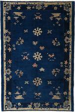 Peking Teppich Rug Carpet Tapis Tapijt Tappeto Alfombra Orient Perser Art Antik
