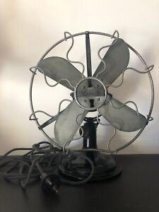 Ventilatore Marelli  1930 FUNZIONANTE Modello I-25 Vintage