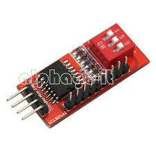 PCF8574T IO Extension Module IO Expansion Shield IIC I2C W/ DIP Swith F Arduino