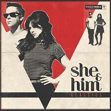 Classics - She & Him (CD, 2014, Columbia Records) - FREE SHIPPING