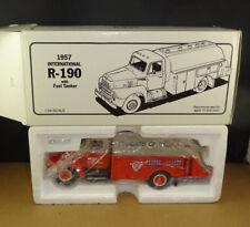 First Gear 1957 IHC R-190 Standard of California Fuel Tanker 29-1109 1/34 Scale
