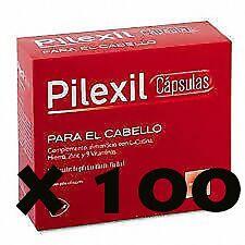PILEXIL 100 CAP CAPSULAS ANTICAIDA lab. Lacer  NUEVO EN