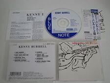 KENNY BURRELL/KENNY BURRELL(BLUE NOTE 1543) JAPAN CD+OBI