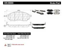Disc Brake Pad Set-AWD Front Stoptech 309.08880