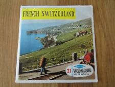 view-master / viewmaster C129 French Switserland