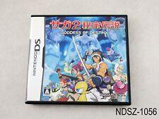 SaGa 2 (FF Legend 2) Hihou Densestsu Nintendo DS Japanese Import NDS US Seller A