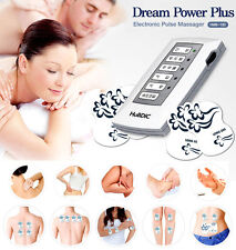 Low-Frequency Electronic Pulse Massager For Pain Relief Muscle Portable Handheld