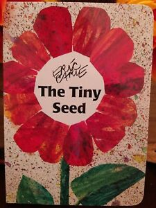 The Tiny Seed (Boardbook) by Eric Carle