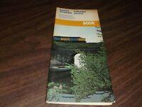 MAY 1983 VIA RAIL CANADA SYSTEM PUBLIC TIMETABLE