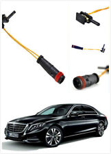 Black Brake Sensor Cable 95mm Front And Rear Wheels Warning Line For Benz W220
