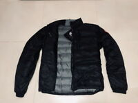 GENUINE CANADA GOOSE LODGE BLACK JACKET  DOWN COAT SIZE (XL) RRP £525