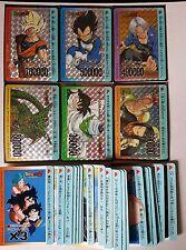 Carte Dragon Ball Z DBZ PP Card Part 18 #Full Set(Soft) AMADA 1992 MADE IN JAPAN