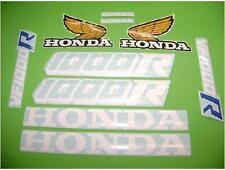 VF1000 R 84-85 Moto  vf 1000r Vintage motorcycle old decals stickers