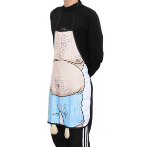 Funny Novelty Aprons Cooking Kitchen BBQ Apron Adult Gifts Men&Women Cook Apron