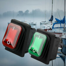 1x ON/OFF 12V 4 Pin Car Boat LED Light Rocker Toggle Switch Waterproof Selling